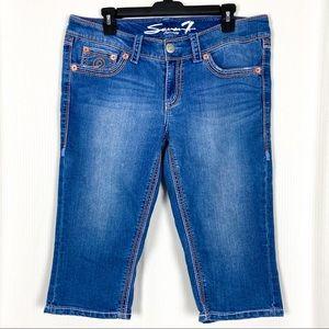Seven7 Capri Jeans - Size 12